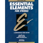 ESSENTIAL ELEMENTS FOR STRINGS (ORIGINAL SERIES) - BOOK 2 - CELLO