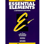 ESSENTIAL ELEMENTS FOR BAND (ORIGINAL SERIES) - BOOK 1 - BARITONE B.C.