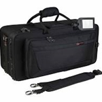 PROTEC IP301D TRUMPET CASE - IPAC - DOUBLE - BLACK