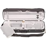 BOBELOCK CASES B1017VS Violin Oblong Suspension Case - Hill Style Professional
