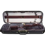 BOBELOCK CASES B1051VS Violin Obolong Suspension Case - Corregidor Professional