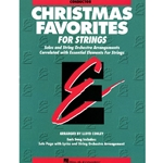 CHRISTMAS FAVORITES FOR STRINGS - CONDUCTOR