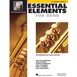 Essential Elements for Band Book 1 Trumpet