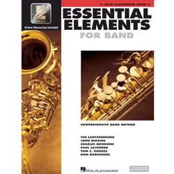 Essential Elements for Band Book 2 Alto Saxophone