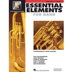 Essential Elements for Band Book 2 Baritone T.C.