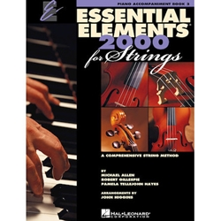 Essential Elements for Strings Book 2 Piano Accompaniment