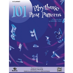 101 Rhythmic Rest Patterns Flute