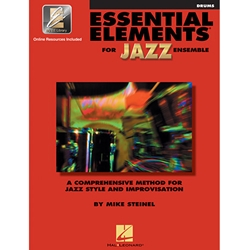 Essential Elements for Jazz Ensemble Drums