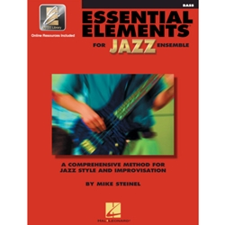 Essential Elements for Jazz Ensemble Bass