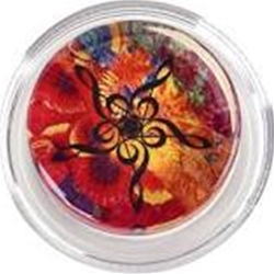GKTULM MAGIC ROSIN -GROOVY KALEIDOSCOPE TREBLE CLEF ULTRA GRADE