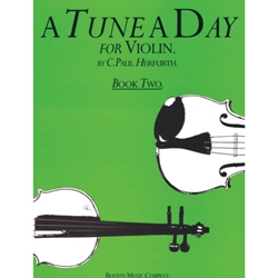 A Tune A Day Book 2 Violin